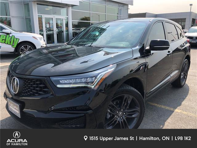 2019 Acura RDX A-Spec (Stk: 1921570) in Hamilton - Image 1 of 28