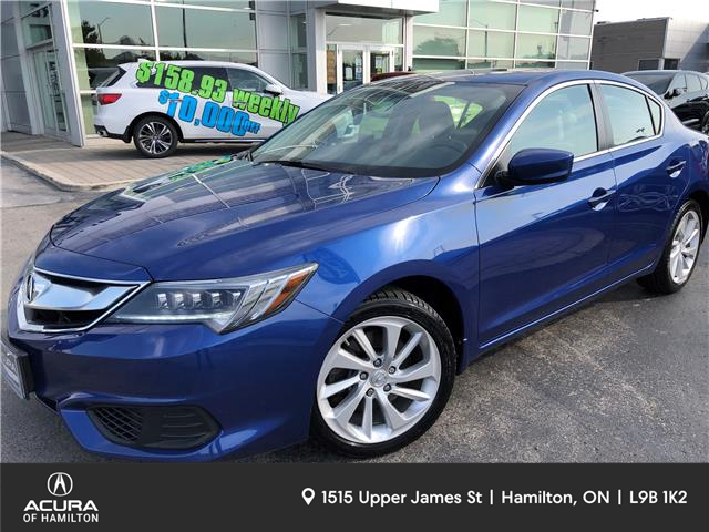 2016 Acura ILX Base (Stk: 1621590) in Hamilton - Image 1 of 30