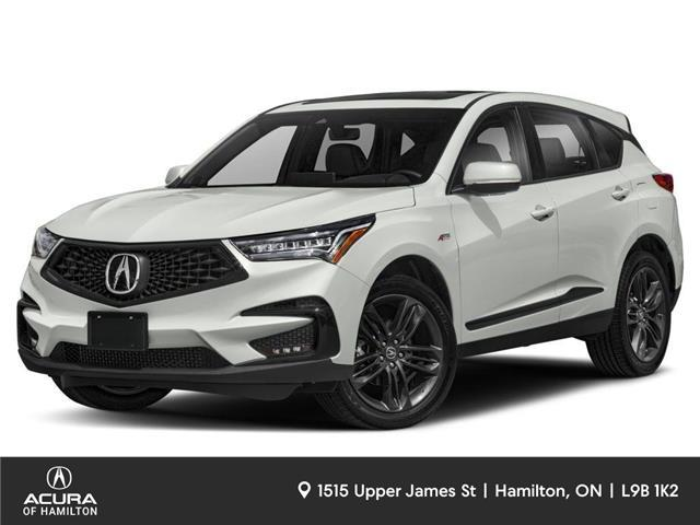 2021 Acura RDX A-Spec (Stk: 21-0046) in Hamilton - Image 1 of 9