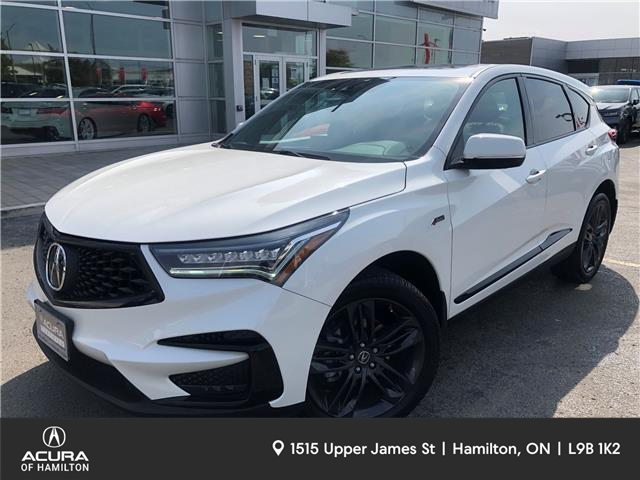 2019 Acura RDX A-Spec (Stk: 1921580) in Hamilton - Image 1 of 26