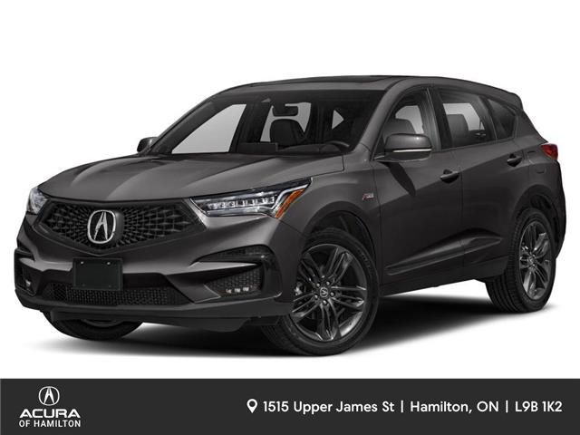 2021 Acura RDX A-Spec (Stk: 21-0056) in Hamilton - Image 1 of 9