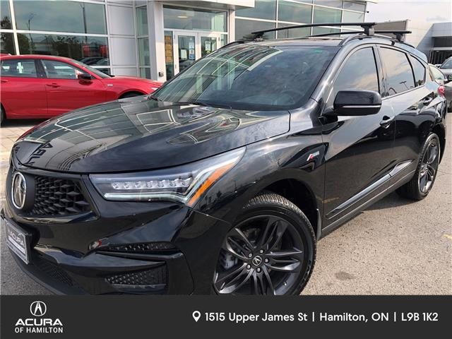 2020 Acura RDX A-Spec (Stk: 2021620) in Hamilton - Image 1 of 28