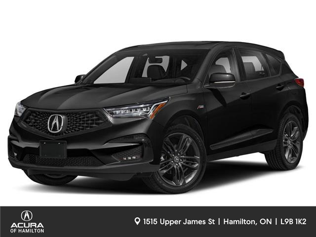 2021 Acura RDX A-Spec (Stk: 21-0062) in Hamilton - Image 1 of 9