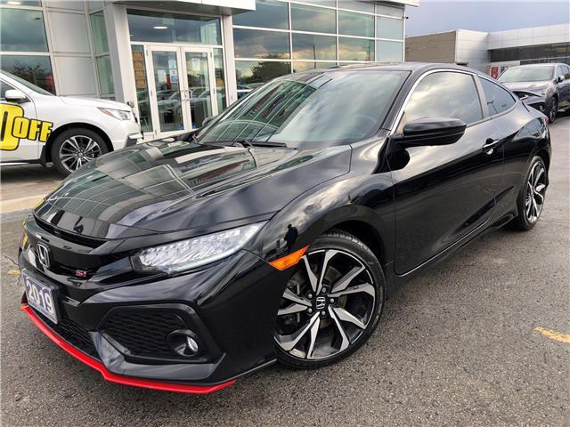 2019 Honda Civic Si Base (Stk: 210042A) in Hamilton - Image 1 of 22