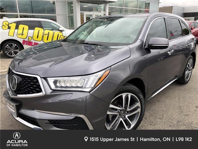 2018 Acura MDX Navigation Package (Stk: 1821600) in Hamilton - Image 1 of 27