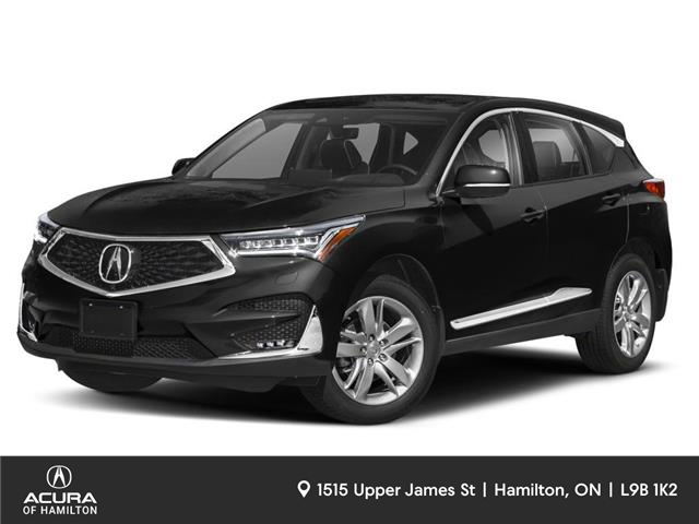 2021 Acura RDX Platinum Elite (Stk: 21-0075) in Hamilton - Image 1 of 9