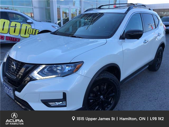 2018 Nissan Rogue Midnight Edition (Stk: 1821940) in Hamilton - Image 1 of 27