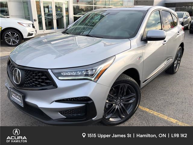 2019 Acura RDX A-Spec (Stk: 1922060) in Hamilton - Image 1 of 26