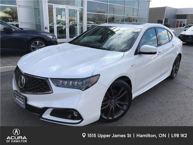 2020 Acura TLX A-Spec (Stk: 2022220) in Hamilton - Image 1 of 20