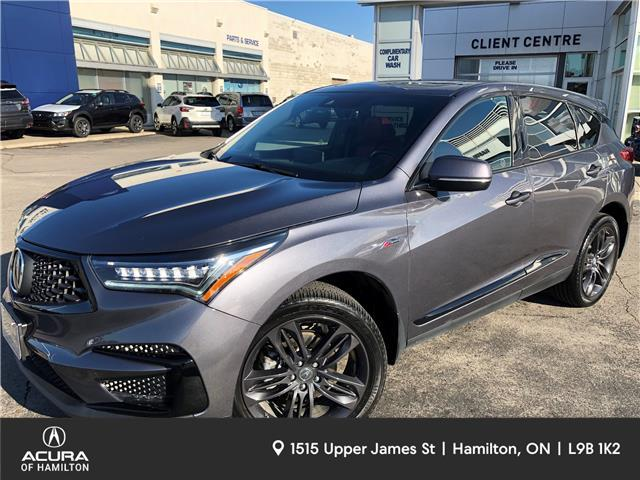 2019 Acura RDX A-Spec (Stk: 1922200) in Hamilton - Image 1 of 27