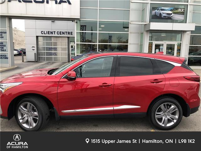 2019 Acura RDX Platinum Elite (Stk: 210081A) in Hamilton - Image 1 of 26