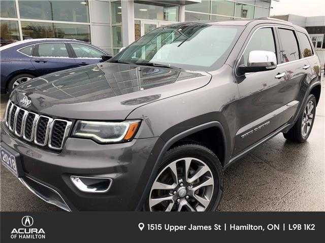2018 Jeep Grand Cherokee Limited (Stk: 200222A) in Hamilton - Image 1 of 25
