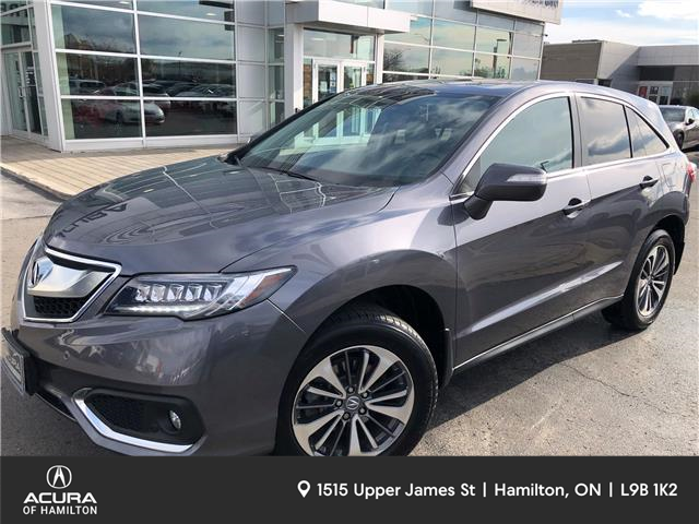 2018 Acura RDX Elite (Stk: 1822290) in Hamilton - Image 1 of 26