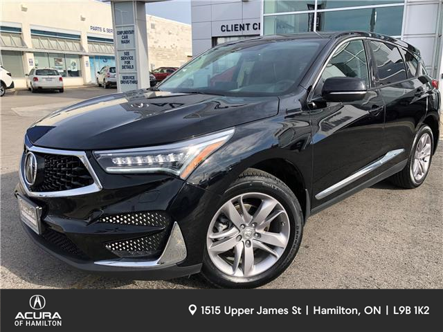2019 Acura RDX Platinum Elite (Stk: 1922390) in Hamilton - Image 1 of 26