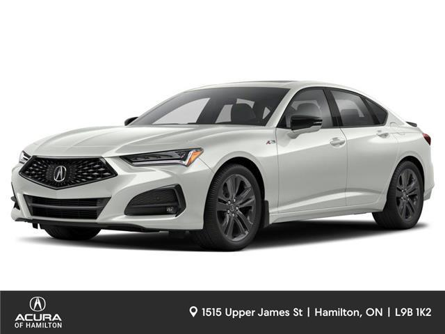 2021 Acura TLX A-Spec (Stk: 21-0097) in Hamilton - Image 1 of 2