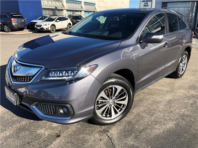2017 Acura RDX Elite (Stk: 1722340) in Hamilton - Image 1 of 24