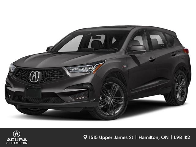 2021 Acura RDX A-Spec (Stk: 21-0102) in Hamilton - Image 1 of 9