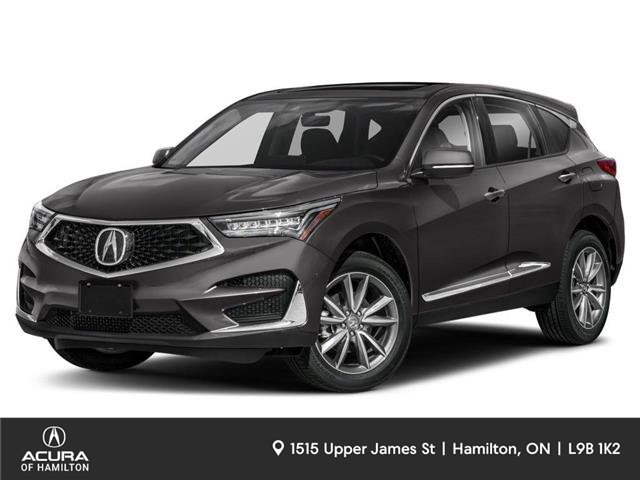 2021 Acura RDX Tech (Stk: 21-0104) in Hamilton - Image 1 of 9