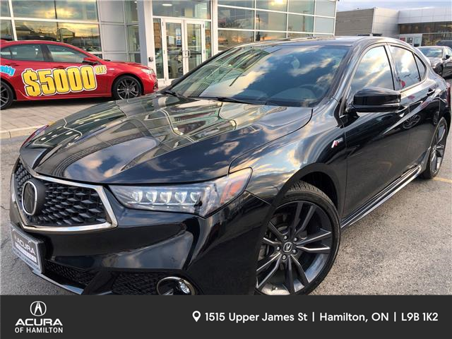 2020 Acura TLX Tech A-Spec (Stk: 2022670) in Hamilton - Image 1 of 26