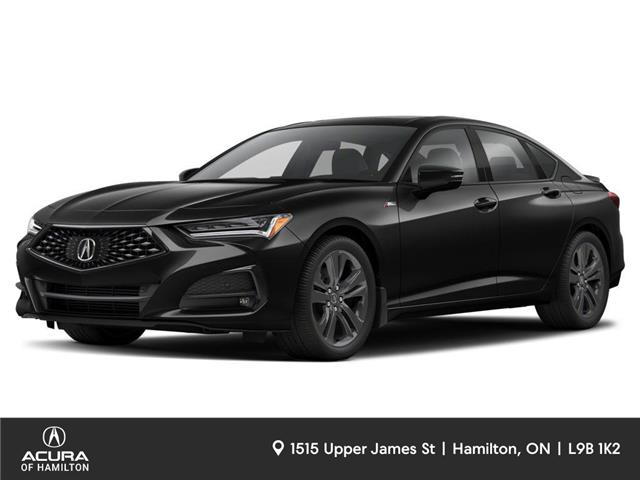 2021 Acura TLX A-Spec (Stk: 21-0117) in Hamilton - Image 1 of 2
