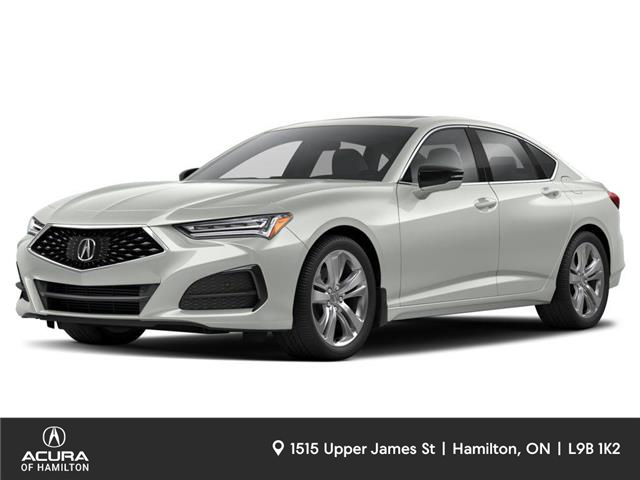 2021 Acura TLX Tech (Stk: 21-0118) in Hamilton - Image 1 of 2
