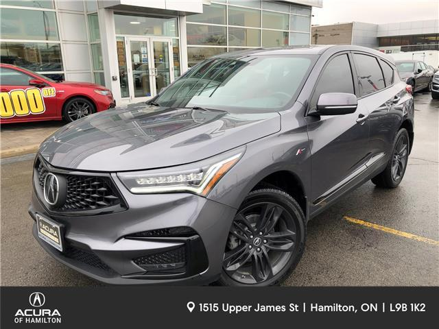 2019 Acura RDX A-Spec (Stk: 1922640) in Hamilton - Image 1 of 25