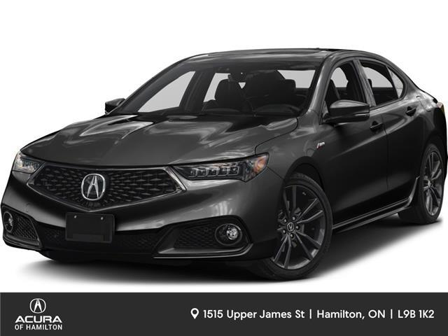 2018 Acura TLX Tech A-Spec (Stk: 1921580A) in Hamilton - Image 1 of 1