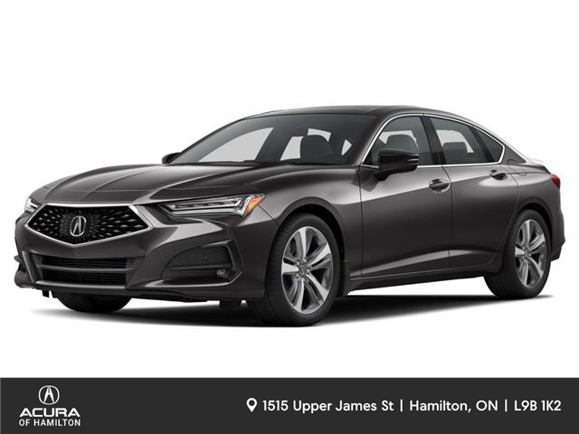 2021 Acura TLX Platinum Elite (Stk: 21-0127) in Hamilton - Image 1 of 2