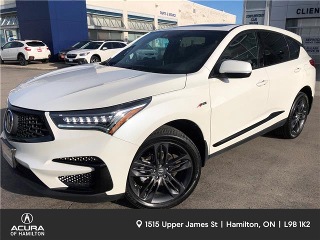 2019 Acura RDX A-Spec (Stk: 1922880) in Hamilton - Image 1 of 29