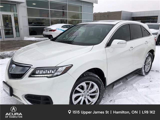 2017 Acura RDX Tech (Stk: 1722150) in Hamilton - Image 1 of 26