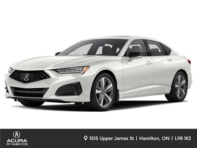 2021 Acura TLX Platinum Elite (Stk: 21-0043) in Hamilton - Image 1 of 2