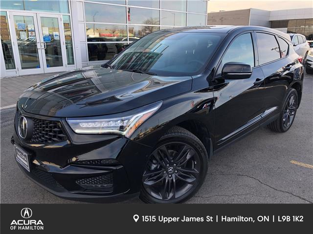 2020 Acura RDX A-Spec (Stk: 1822110A) in Hamilton - Image 1 of 27