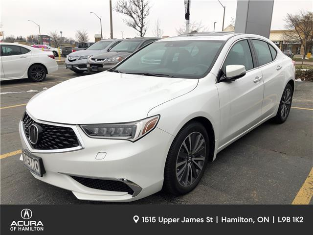 2020 Acura TLX Tech (Stk: 20-0010) in Hamilton - Image 1 of 2
