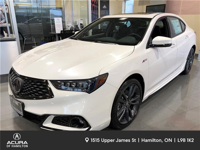 2020 Acura TLX Elite A-Spec (Stk: 20-0081) in Hamilton - Image 1 of 6
