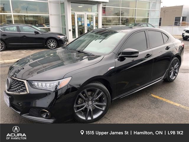 2019 Acura TLX Elite A-Spec (Stk: 1922230) in Hamilton - Image 1 of 26
