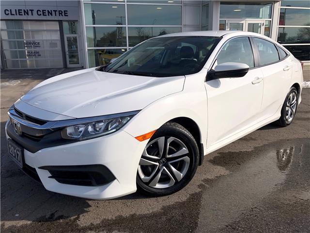 2017 Honda Civic LX (Stk: 1722310) in Hamilton - Image 1 of 25