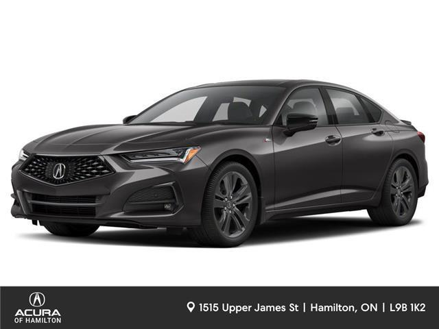 2021 Acura TLX A-Spec (Stk: 21-0166) in Hamilton - Image 1 of 2