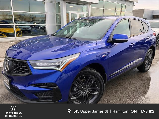 2020 Acura RDX A-Spec (Stk: 2022490) in Hamilton - Image 1 of 28