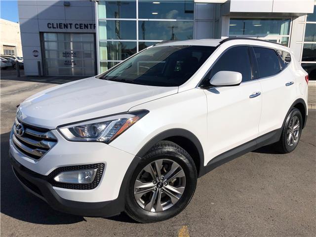 2016 Hyundai Santa Fe Sport 2.4 Premium (Stk: 1922360A) in Hamilton - Image 1 of 24