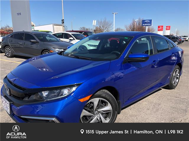 2019 Honda Civic LX (Stk: 1922320) in Hamilton - Image 1 of 18