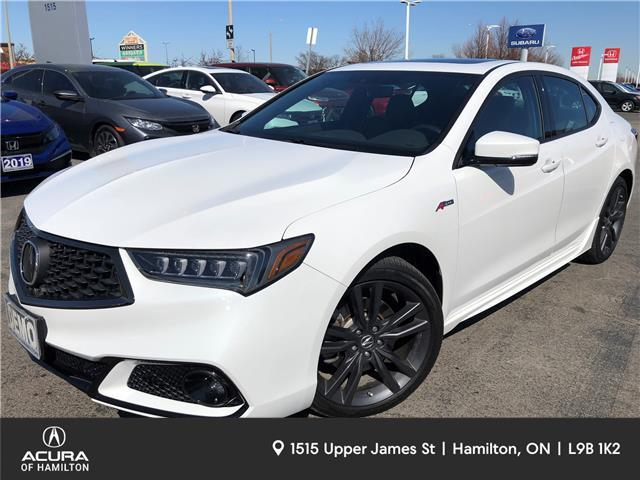 2020 Acura TLX Tech A-Spec (Stk: 200213) in Hamilton - Image 1 of 23