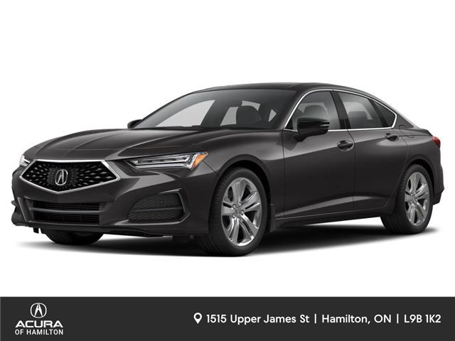 2021 Acura TLX Tech (Stk: 21-0185) in Hamilton - Image 1 of 2