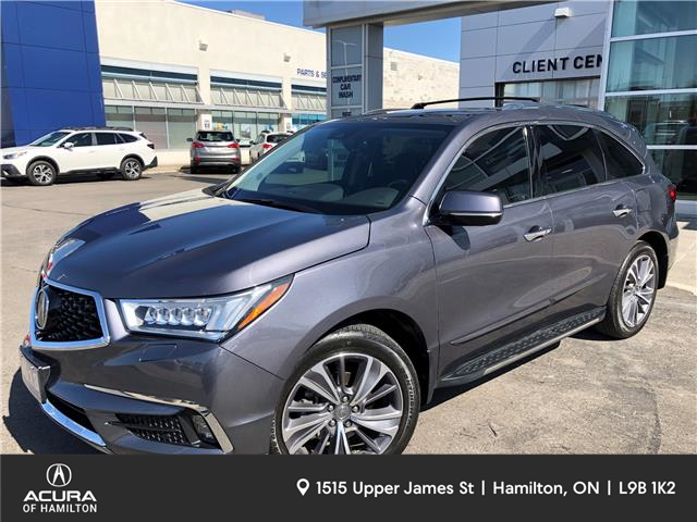 2018 Acura MDX Elite Package (Stk: 1822580) in Hamilton - Image 1 of 28