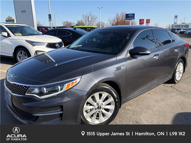 2016 Kia Optima EX Tech (Stk: 220090A) in Hamilton - Image 1 of 28