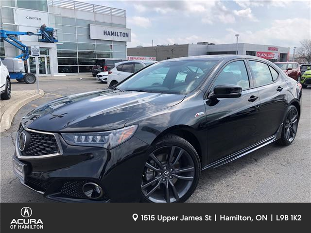 2020 Acura TLX Tech A-Spec w/Red Leather (Stk: 2022840) in Hamilton - Image 1 of 24