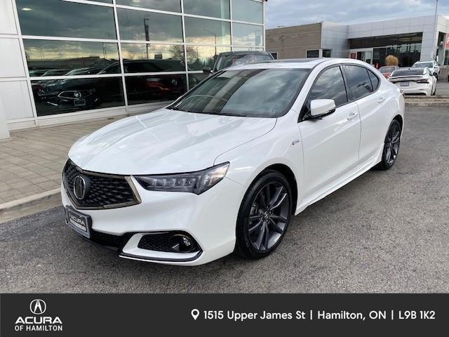 2019 Acura TLX Tech A-Spec (Stk: 1922830) in Hamilton - Image 1 of 15