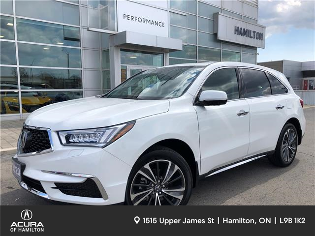 2020 Acura MDX Tech (Stk: 2022860) in Hamilton - Image 1 of 27