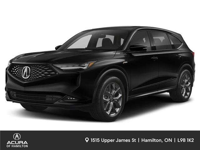 2022 Acura MDX SH-AWD at A-Spec (Stk: 22-0002) in Hamilton - Image 1 of 2