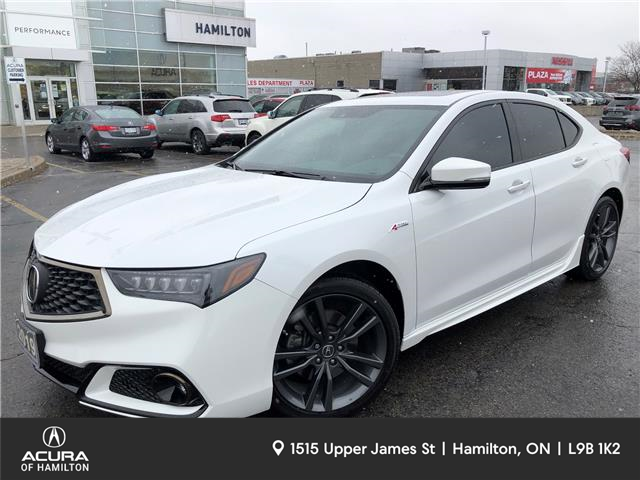 2019 Acura TLX Tech A-Spec (Stk: 1922870) in Hamilton - Image 1 of 26