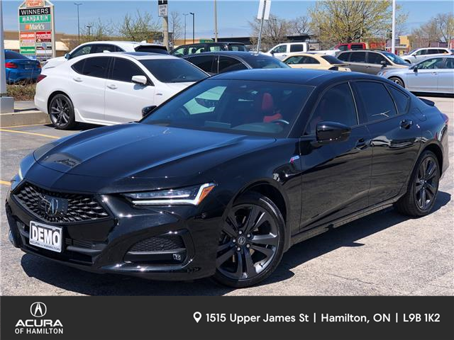 2021 Acura TLX A-Spec (Stk: 210117) in Hamilton - Image 1 of 25